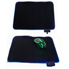 Mouse Pad  Gamers RGB