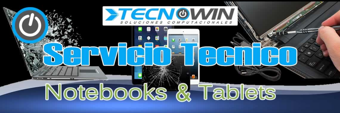 servicio tecnico notebooks y tablets