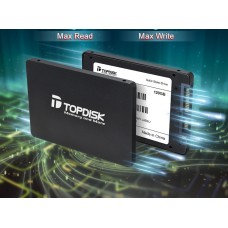 "10 Unidad ssd 120 gb Topdisk 2.5"" sata III 6GB/S"